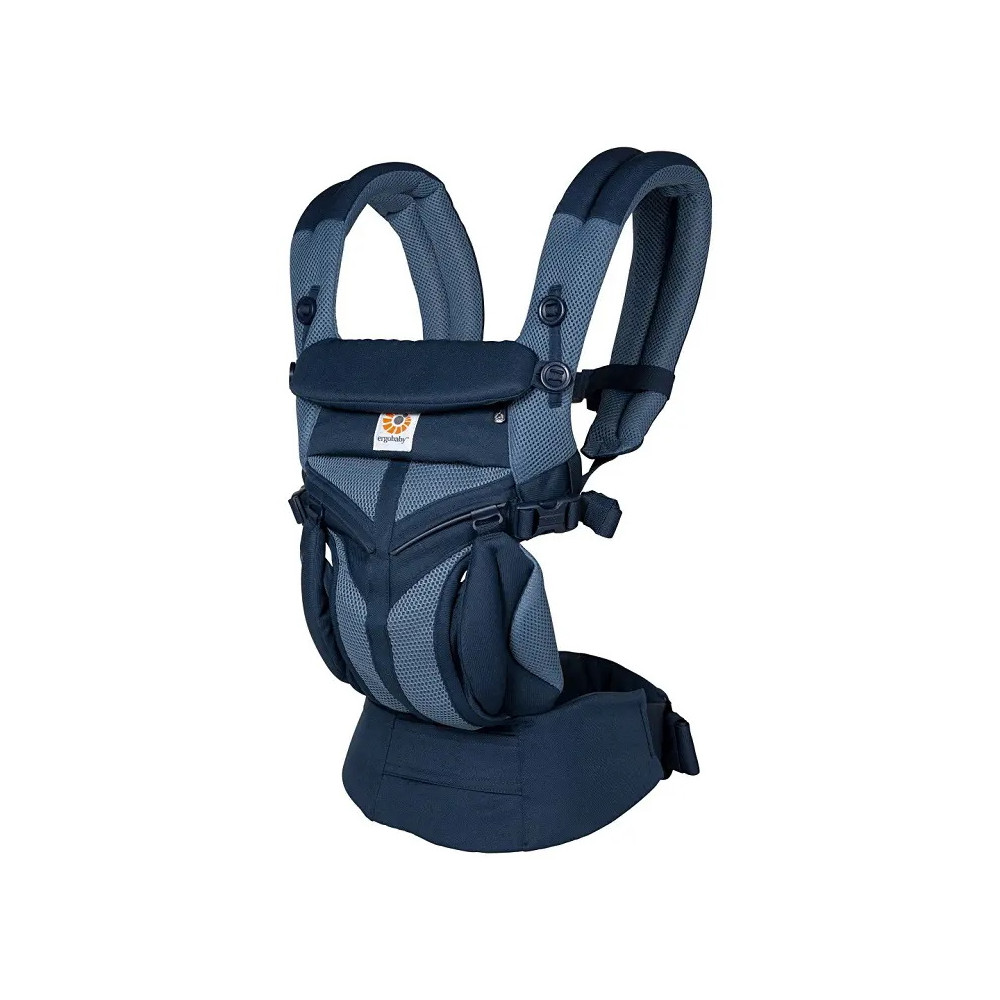 Ergobaby Omni 360 Cool Air Tones of Blue