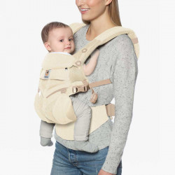 Ergobaby Omni 360 Cool Air Mesh Natural Weave - babycarrier