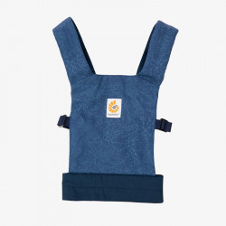 Ergobaby Doll Carrier Blue Blooms