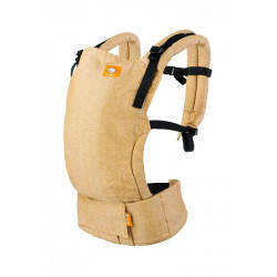 Tula Linen Free to Grow Mesa baby carrier