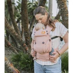 Tula Linen Explore Mango - babycarrier