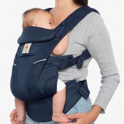 Ergobaby Omni Breeze Midnight Blue - baby carrier