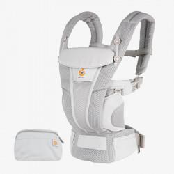 Ergobaby Omni Breeze Pearl Grey - baby carrier