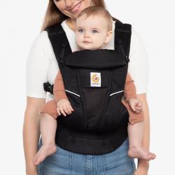 Ergobaby Omni Breeze Onyx Black - baby carrier