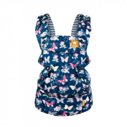 Tula Explore Flies with Butterflies - babycarrier