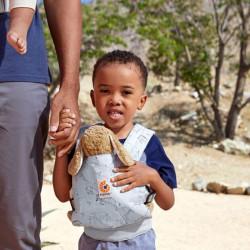 Ergobaby Doll Carrier Safari Dream
