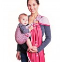 HOPPEDIZ Ring Sling Los Angeles Red