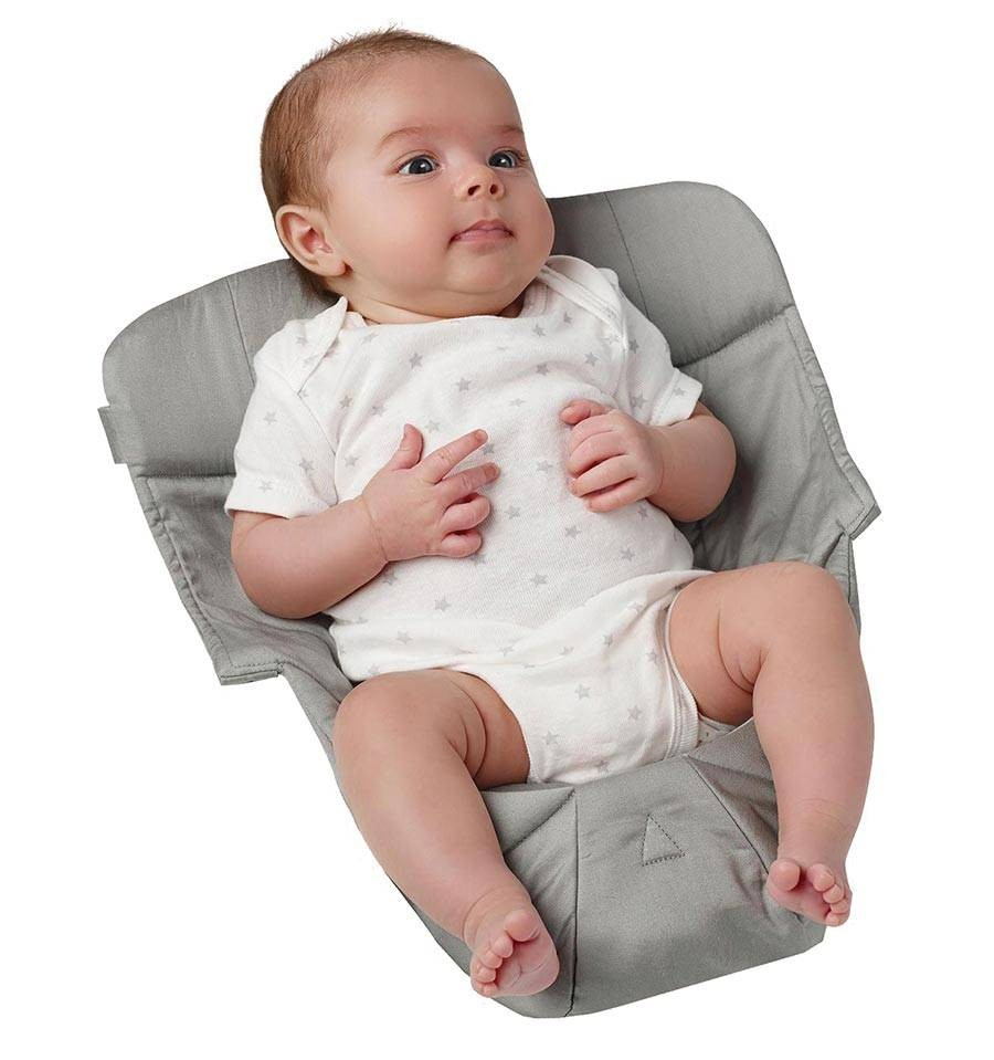 Ergobaby Infant Insert Original Grey Babymaxi Com