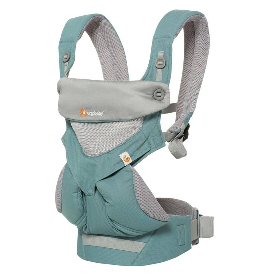 Ergobaby 360 Carrier Cool Air Icy Mint Babymaxi Com