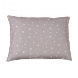 BabyDorm Pillow Case Grey Stars