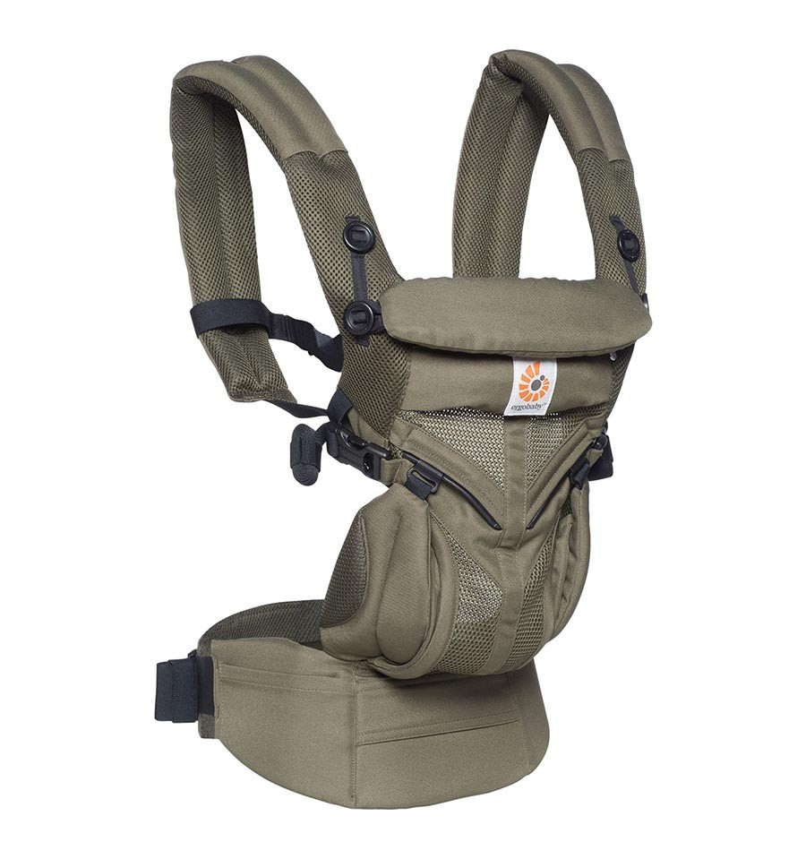 d9d97afbbae ... 360 Ergobaby Omni 360 Cool Air Mesh Carrier Khaki Green. Previous.  Next. Display all pictures
