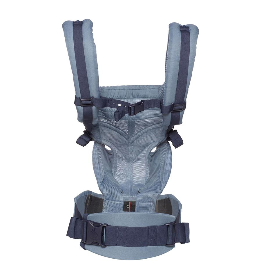 Ergobaby Omni 360 Cool Air Mesh Carrier Oxford Blue Online
