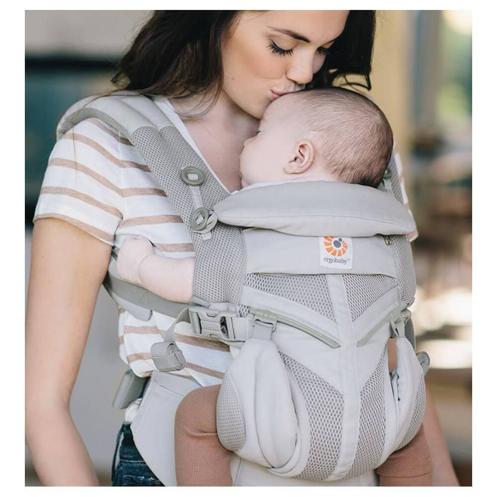 ERGOBABY Omni 360 Air Mesh Carrier Pearl Grey