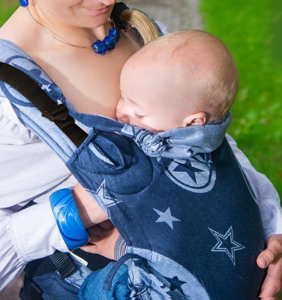 Fidella Fusion Outer Space Blue Baby Size Babymaxi Com