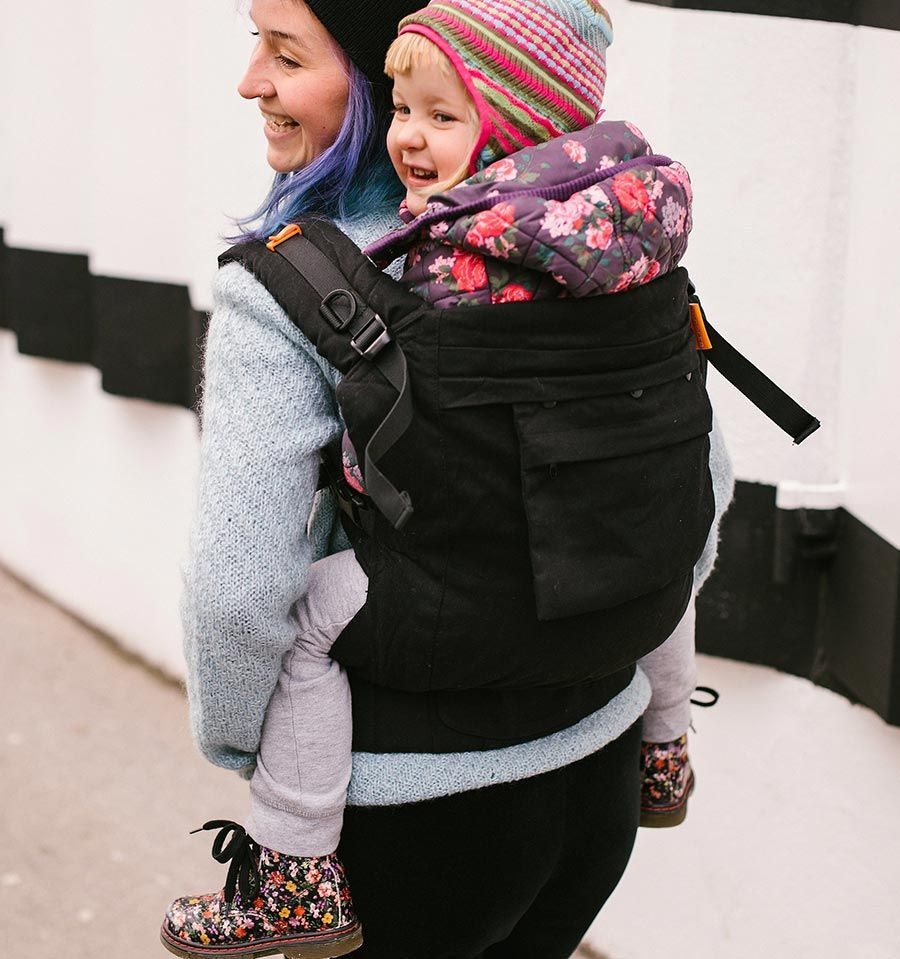 Beco Toddler Carrier Metro Black Online Babymaxi Com