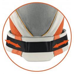 Manduca XT grey orange