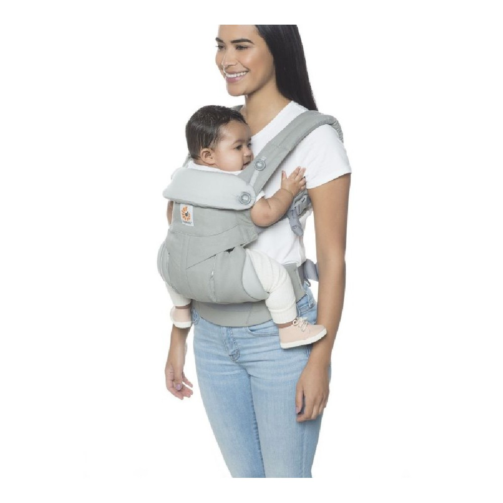 8a32d8d4cc6 Ergobaby 360 Sunrise Four Position Carrier Pearl Grey