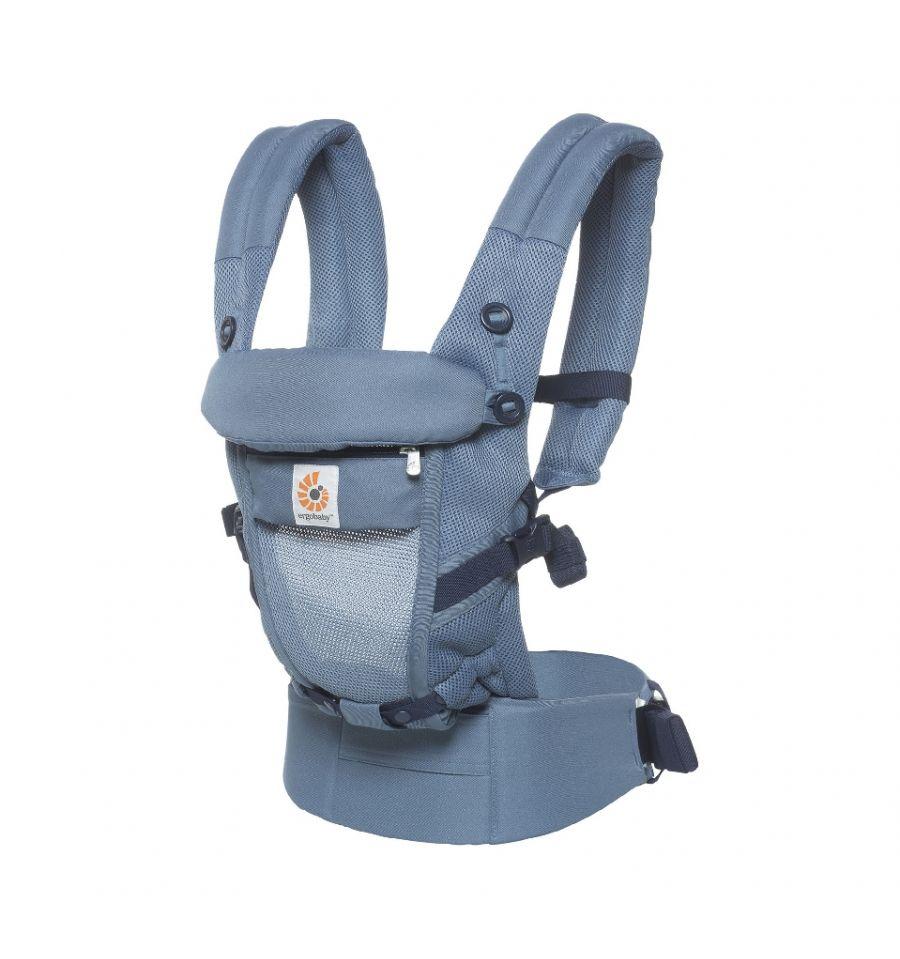 Ergobaby Adapt Cool Air Mesh Oxford Blue Babymaxi Com