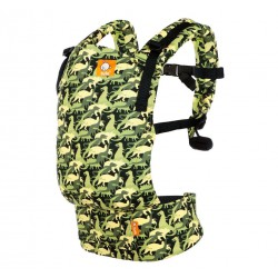 Tula Toddler Carrier Camosaur - Limited Edition